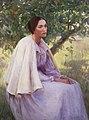 Pauline Dohn Rudolph - The Seeker, I Sent My Soul through the Invisible 1897.jpg