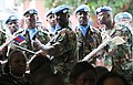 Peacekeepers and participants at UN Day in Kinshasa 2011-10-24 (6311961636).jpg