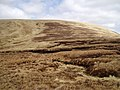 Peat hags on Gupe Craig - geograph.org.uk - 157703.jpg