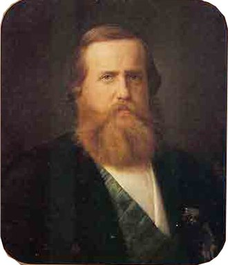 Édouard Viénot - Image: Pedro II por Édouard Viénot