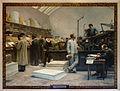 "Peinture ""L'imprimerie"" de Paul Albert Baudoüin.jpg"