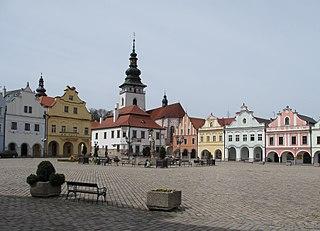 Pelhřimov District District in Vysočina, Czech Republic