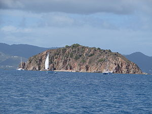 Pelican Island (British Virgin Islands) - Wikipedia
