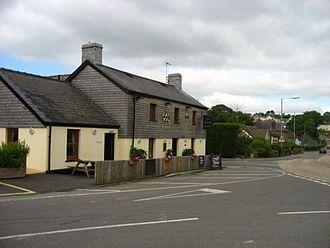 Templeton, Pembrokeshire - The Boars Head pub