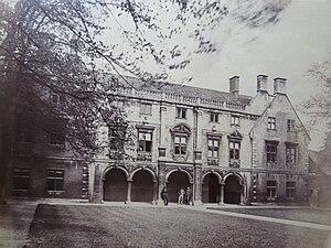 Pepys Library - Pepys Building c1870