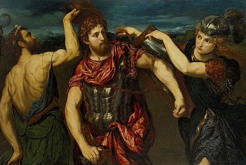 Perseus Armed by Mercury and Minerva by Paris Bordone - BMA.jpg