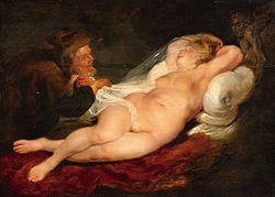 Peter Paul Rubens: Angelica en de kluizenaar