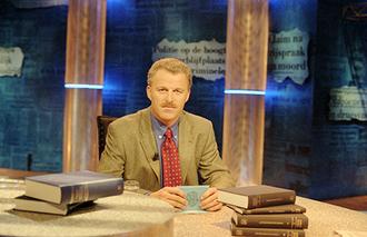 Peter R. de Vries: Crime Reporter - Image: Peter R. de Vries, misdaadverslaggever