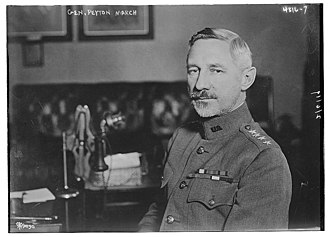 Peyton C. March - General Peyton March as Chief of Staff