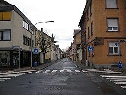 Konstanzer Straße in Frankfurt am Main