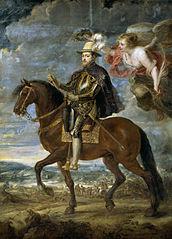 Philippe II à cheval