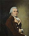 Philip Jean - Portrait of a Man in a Brown Coat and a Fleece Waistcoat.jpg