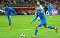 Philippe Coutinho - Russia v. Brazil - March 2018.jpg