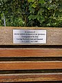 Photograph of a bench (OpenBenches 329).jpg