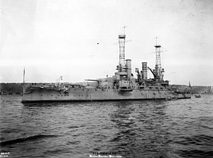The South Carolina-class battleships