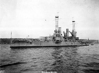 <i>South Carolina</i>-class battleship