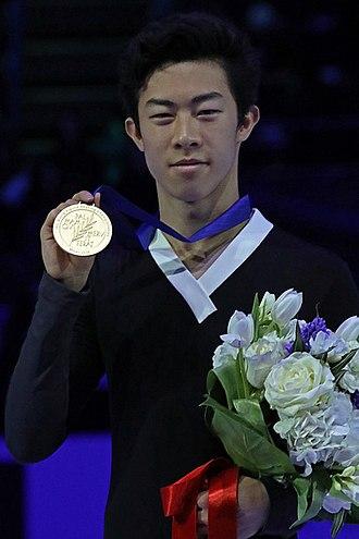 Nathan Chen - Chen at 2018 World Championships