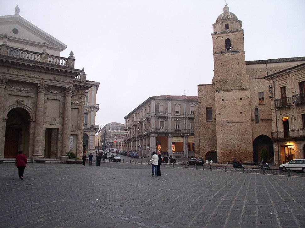 Piazza Plebiscito - Lanciano