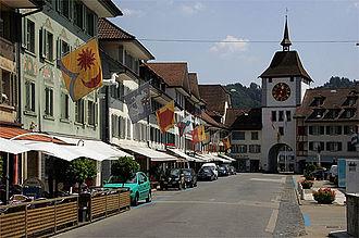Willisau - Image: Picswiss LU 25 15