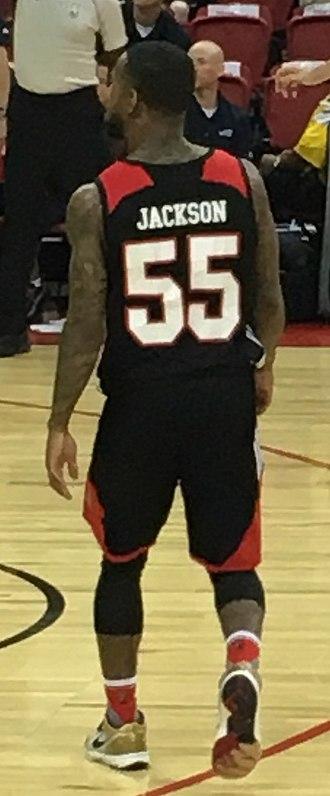 Pierre Jackson - Jackson in July 2016