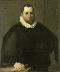 Portrait of Pieter Jansz. Kies