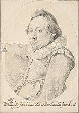 Pieter Saenredam by Jacob van Campen.jpg