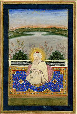 Pir (Sufism) - Pir Dastgir, from the Mughal era