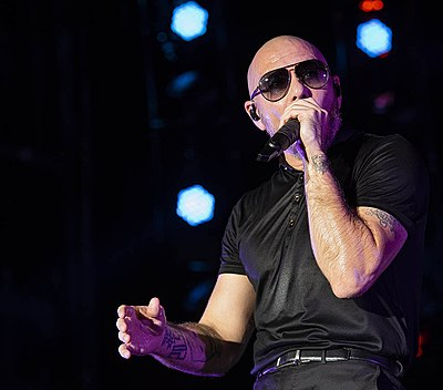 Picture of a band or musician: Pitbull