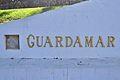 Placa i nom en record del congrés Internacional de la Llengua Catalana del 1986 a Guardamar.JPG