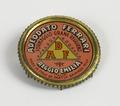 Placca pubblicitaria per forme ditta Adeodato Ferrari - Musei del cibo - Parmigiano - 142.tif