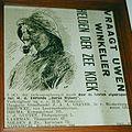 Plakkaat koek-wervingsactie Helden der Zeefonds Dorus Rijkers (Foto www.dorusrijkers.nl).jpg