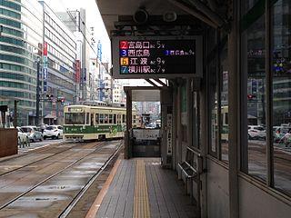 Kamiya-cho-nishi Station