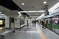 Platform of Linjiangmen Station (20180217185539).jpg