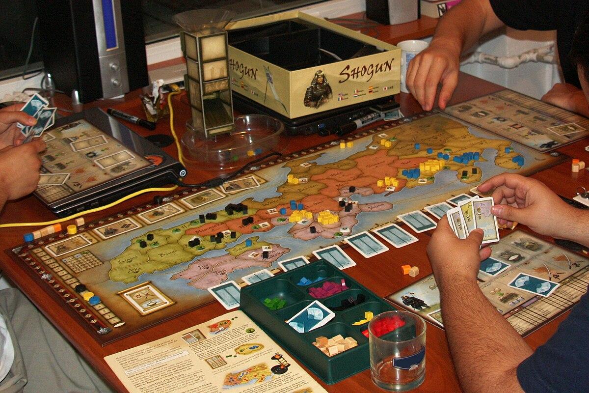 Shogun gioco wikipedia - Dungeon gioco da tavolo ...