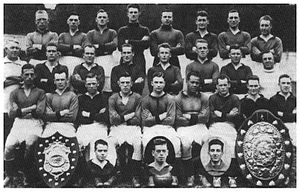 Plymouth Argyle Football Club 1929-30 Team Photo