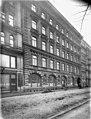 Pohjoisesplanadi 31. Nk Catanin talo, tunnetun Catanin konditorian mukaan, joka toimi vuoteen 1917 asti - N25212 (hkm.HKMS000005-km003004).jpg