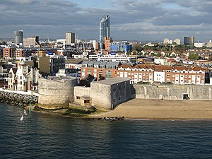 Fortifications of Portsmouth - Round Tower and Point Battery