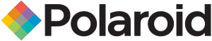 The Polaroid Corporation logo.