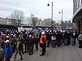 Police on Protest March, Millbank - geograph.org.uk - 667786.jpg