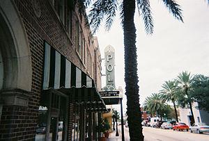 Polk Theatre (Lakeland, Florida) - Image: Polk Theatre Lakeland 2