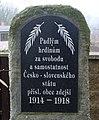 Pomník padlým u kaple v Solopyskách (Q94443955) 02.jpg