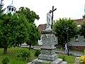 Pomnik przed kościołem - panoramio (3).jpg
