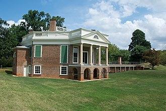 Forest, Virginia - Thomas Jefferson's Poplar Forest