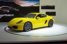 cayman. Porsche Cayman S