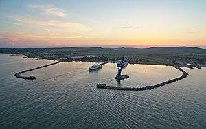 Port Krym - Image: Port Krym 2015