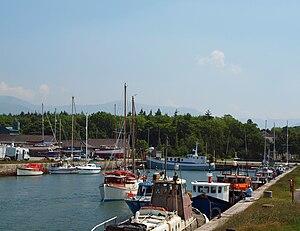 Port Penrhyn - Port Penrhyn in June 2011