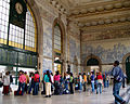 Porto-Sao Bento Train Station entrance hall.jpg