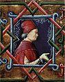 Portrait de János Vitéz. Frontispice d'un manuscrit (Plaute, Comédies).jpg