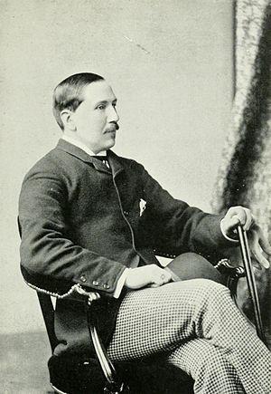 Edward Walter Hamilton - Image: Portrait of Edward Walter Hamilton