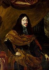 Portrait of Emperor Leopold I